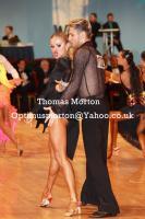 Kirill Belorukov & Elvira Skrylnikova at WDC Disney Resort 2010