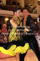 Kirill Belorukov & Elvira Skrylnikova at Blackpool Dance Festival 2011