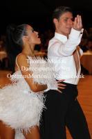 Kirill Belorukov & Elvira Skrylnikova at WDC Disney Resort 2011