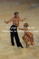 Kirill Belorukov & Elvira Skrylnikova at International Championships 2009
