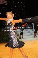 Kirill Belorukov & Elvira Skrylnikova at UK Open 2010