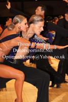 Aleksandr Andreichev & Kristina Nikiforova at UK Open 2014
