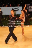 Arkady Bakenov & Rosa Filippello at UK Open 2013