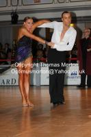 Franco Formica & Oxana Lebedew at WDC World Championships