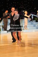 Carlos Custodio & Elena Custodio at UK Open 2013