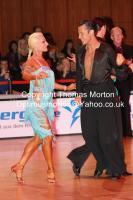 Joshua Keefe & Sara Magnanelli at WDC World Championships