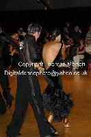 Stefano Moriondo & Malene Ostergaard at WDC Disney Resort 2009