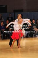 Riccardo Cocchi & Yulia Zagoruychenko at UK Open 2013