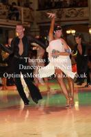 Jonas Kazlauskas & Jasmine Chan at Blackpool Dance Festival 2011