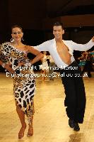 Danny Stowell & Kate Moore at UK Open 2010