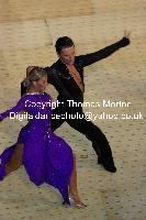 Evgeni Smagin & Polina Kazatchenko at International Championships 2009