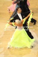 Arunas Bizokas & Katusha Demidova at The International Championships