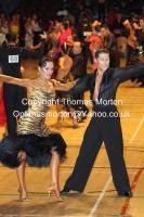Ben Hardwick & Lucy Jones at The International Championships
