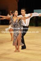 Lu Ning & Jasmine Ding Fang Zhang at UK Open 2011