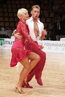 Jesper Birkehoj & Anna Anastasiya Kravchenko at 10th Aarhus International Gala 2007