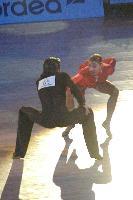 Stefano Di Filippo & Annalisa Di Filippo at Nordea Cup