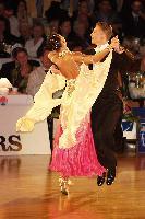 Sergei Konovaltsev & Olga Konovaltseva at Aarhus International Galla 2006