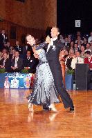 Mirko Gozzoli & Alessia Betti at German Open 2006