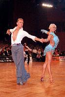 Jesper Birkehoj & Anna Anastasiya Kravchenko at German Open 2006