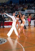 Rangel Spirov & Antoaneta Popova at Beo Dance 2006