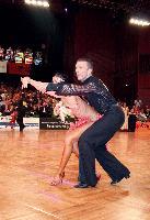 Maurizio Ghigiarelli & Manuela Ghigiarelli at German Open 2006