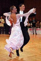 Michele Bonsignori & Monica Baldasseroni at German Open 2006
