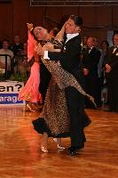 Michele Bonsignori & Monica Baldasseroni at German Open 2007