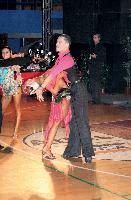 Lenny Gouwerok & Laura Zmajkovicova at Beo Dance 2006