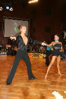 Troels Bager & Ina Ivanova Jeliazkova at German Open 2007