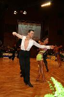 Petar Daskalov & Elena Merdjanova at German Open 2007