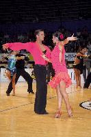 Damir Haluzan & Tadeja Haluzan at Beo Dance 2006