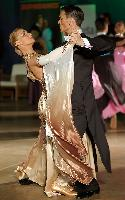 Pawel Sobieszek & Anna Bocian at Polish Open 2007