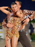 Piotr Wlodarczyk & Marta Wach at Polish Open 2007