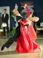 Marco Cavallaro & Joanne Clifton at Polish Open 2007