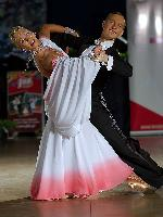 Pawel Wlodzimierz & Julita Krasnoborska at Polish Open 2007