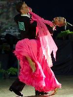 Mateusz Modzelewski & Anna Khrycheva at Polish Open 2007