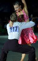 Jan Borecki & Daria Kolata at Polish Open 2007