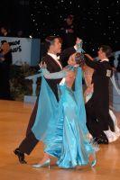 Chao Yang & Yiling Tan at UK Open 2006