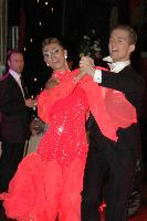 Domen Krapez & Monica Nigro at The Imperial Ballroom and Latin American Championships 2004