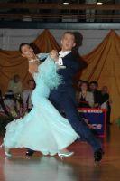 Domen Krapez & Monica Nigro at Crystal Palace Cup 2006
