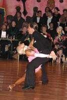 Jurij Batagelj & Jagoda Batagelj at Dutch Open 2004