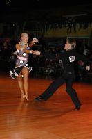Jurij Batagelj & Jagoda Batagelj at Dutch Open 2005
