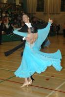 Alex Sindila & Katie Gleeson at South Of England 2005