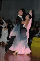 Alex Sindila & Katie Gleeson at Crystal Palace Cup 2006