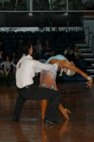 Andrew Cuerden & Hanna Haarala at Crystal Palace Cup 2006
