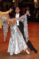 Alessio Potenziani & Veronika Vlasova at Blackpool Dance Festival 2004