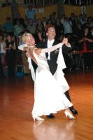 Alessio Potenziani & Veronika Vlasova at Dutch Open 2005