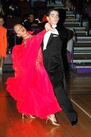 David Moretti & Francesca Sfascia at The International Championships