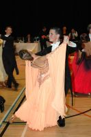 David Moretti & Francesca Sfascia at International Championships 2005
