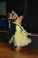 Andrzej Sadecki & Karina Nawrot at Universal 2008